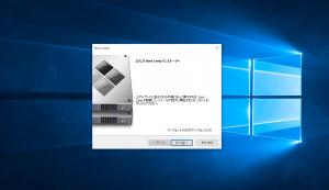 Windows10 - BootCamp インストーラ