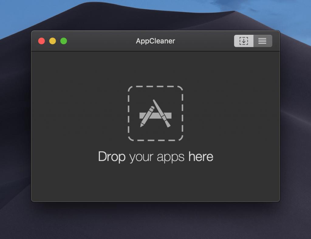 2.アプリウィンドウが立ち上がります